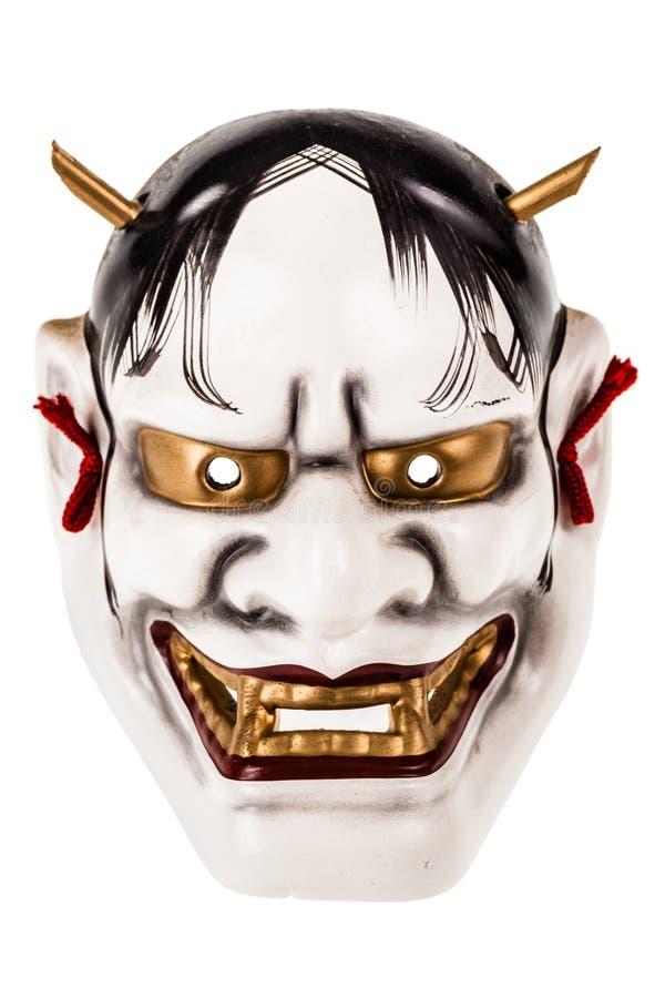 Hannya-Maske stockfotografie