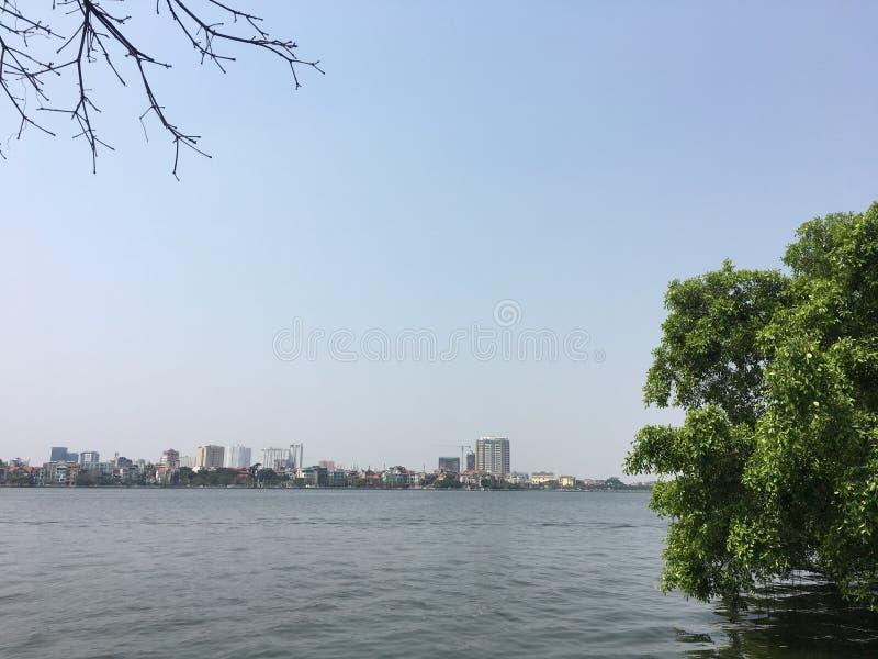 Hanoi, capitale del Vietnam fotografia stock libera da diritti