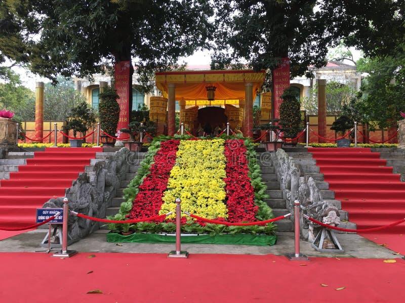 Hanoi, capitale del Vietnam immagine stock