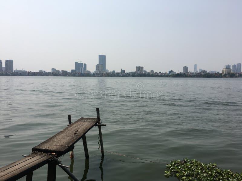 Hanoi, capitale del Vietnam fotografie stock libere da diritti