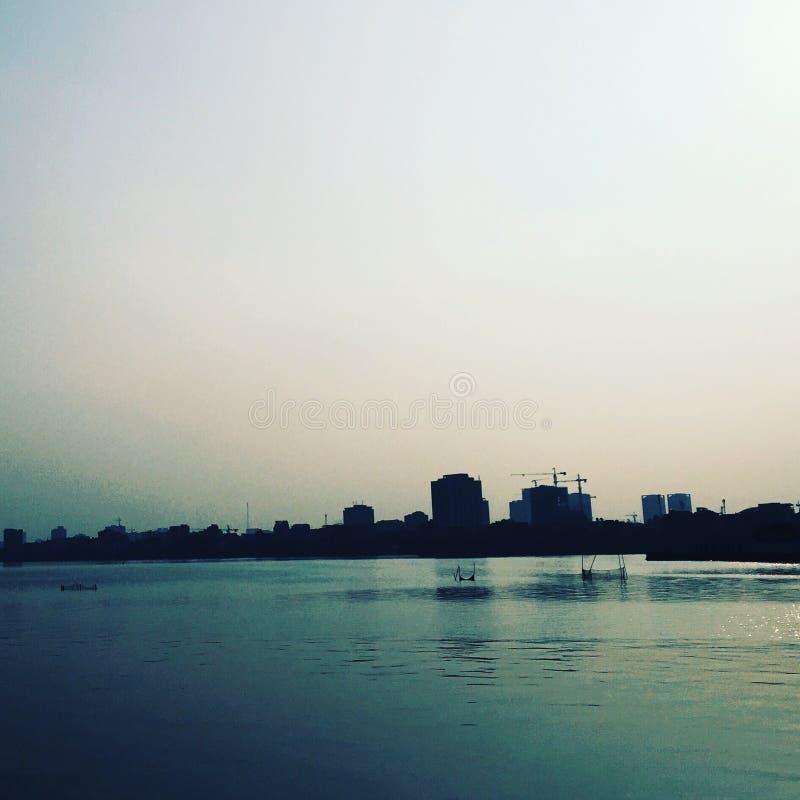 Hanoi, capitale del Vietnam immagini stock libere da diritti