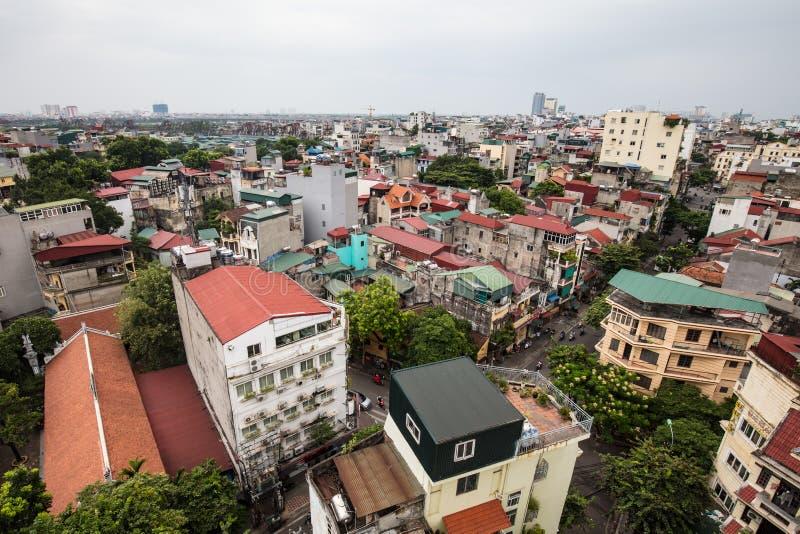 Hanoi Day View stock images