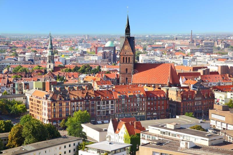 Hanover zdjęcia stock