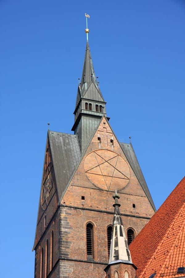 Hanover, Duitsland royalty-vrije stock afbeelding