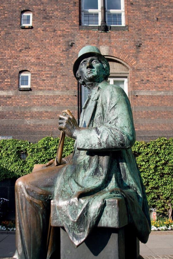 Hans Christian Andersen stock photos