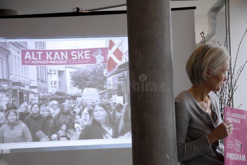 Hans Christian Andersen Festivals 2015 fotos de stock