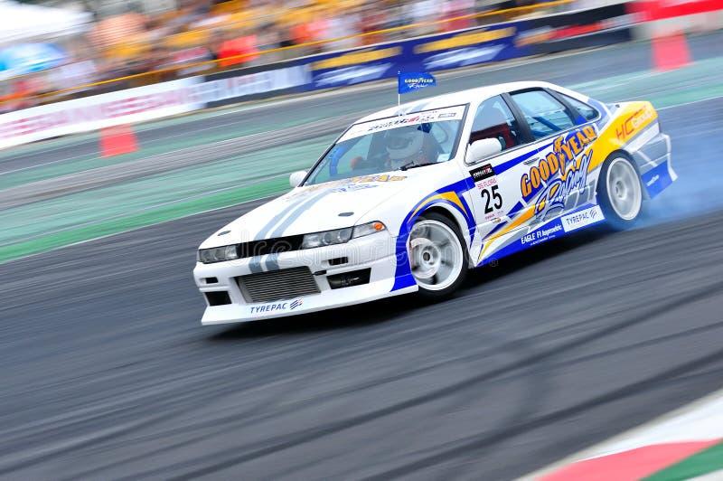 hans driva formel 2010 för bilchanapoldriva arkivfoto