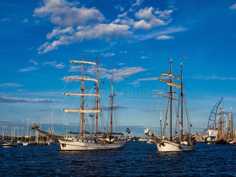 Download Hanseatic Sail stock photo. Image of water, ship, sail - 26241162