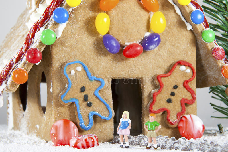 Download Hansel and Gretel Concept stock photo. Image of concept - 24639870