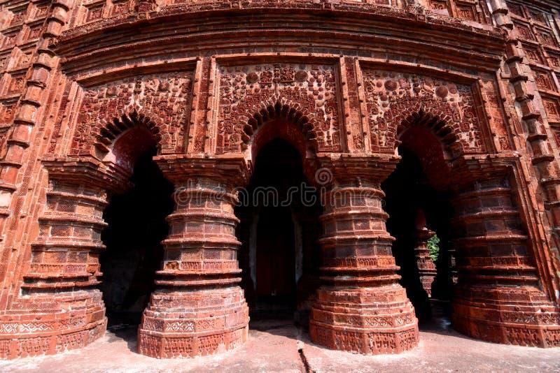 Hanseshwari Temple Hooghly West Bengal Índia fotos de stock
