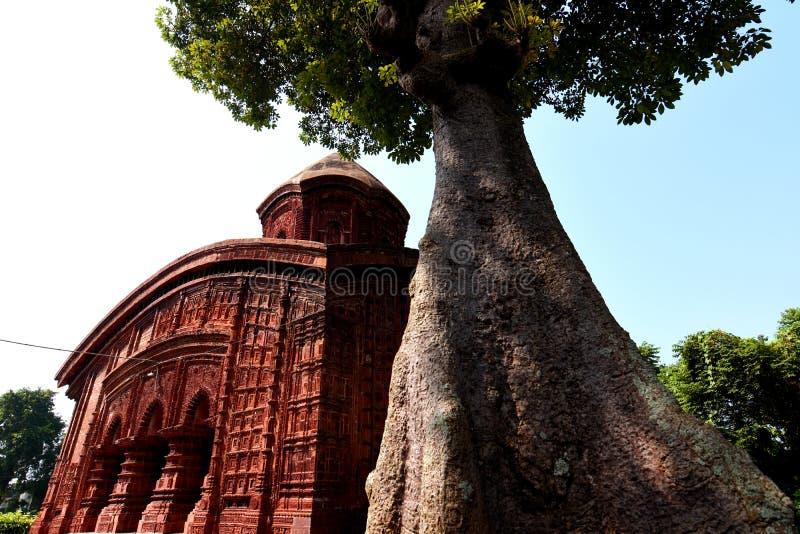 Hanseshwari Temple Hooghly West Bengal Índia fotos de stock royalty free