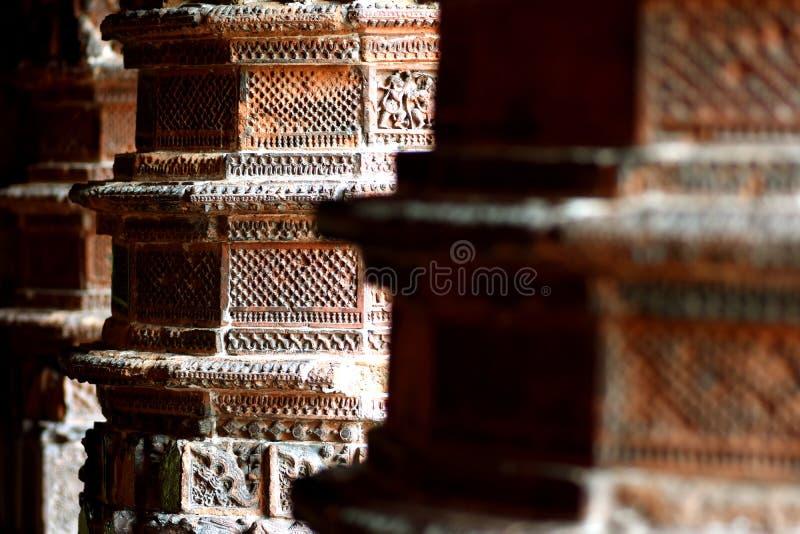 Hanseshwari Temple Hooghly West Bengal Índia fotografia de stock