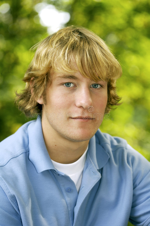 Download Hansome Teen stock image. Image of male, young, portrait - 2323103