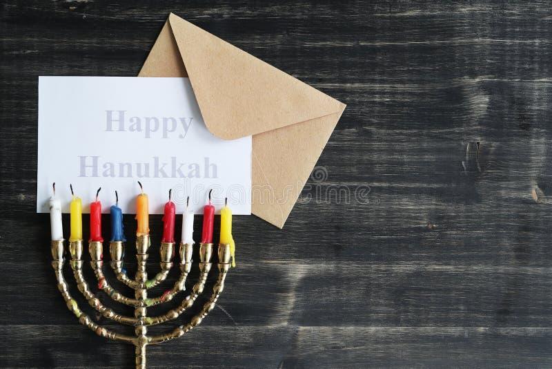 hanukkah immagini stock libere da diritti