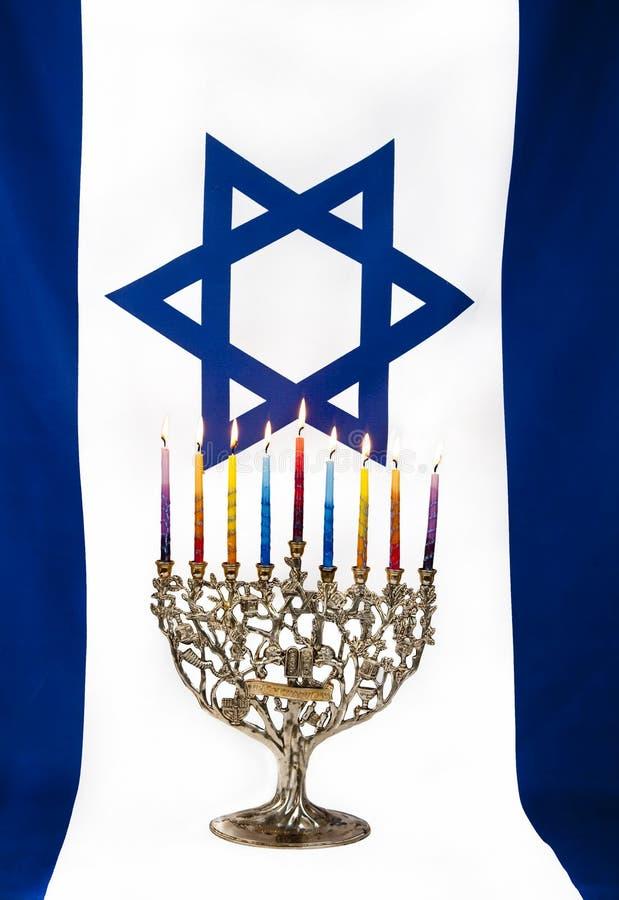 hanukkah arkivbilder