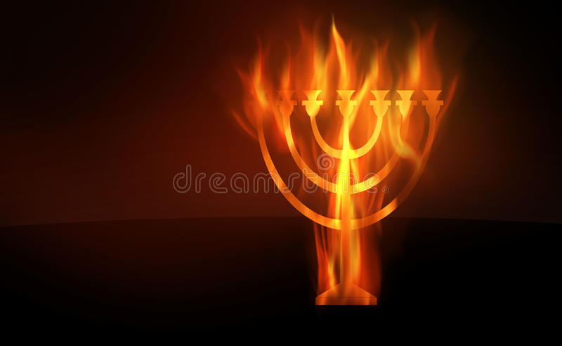 hanukkah ελεύθερη απεικόνιση δικαιώματος