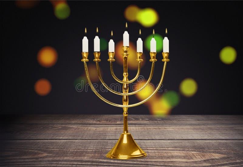 hanukkah στοκ φωτογραφία