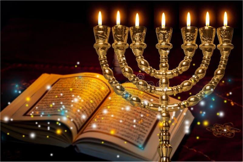 hanukkah стоковая фотография rf