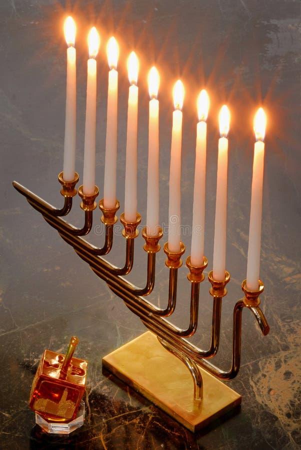 hanukkah стоковые изображения