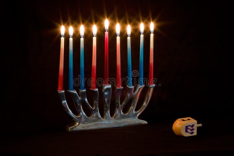 hanukkah стоковые фотографии rf