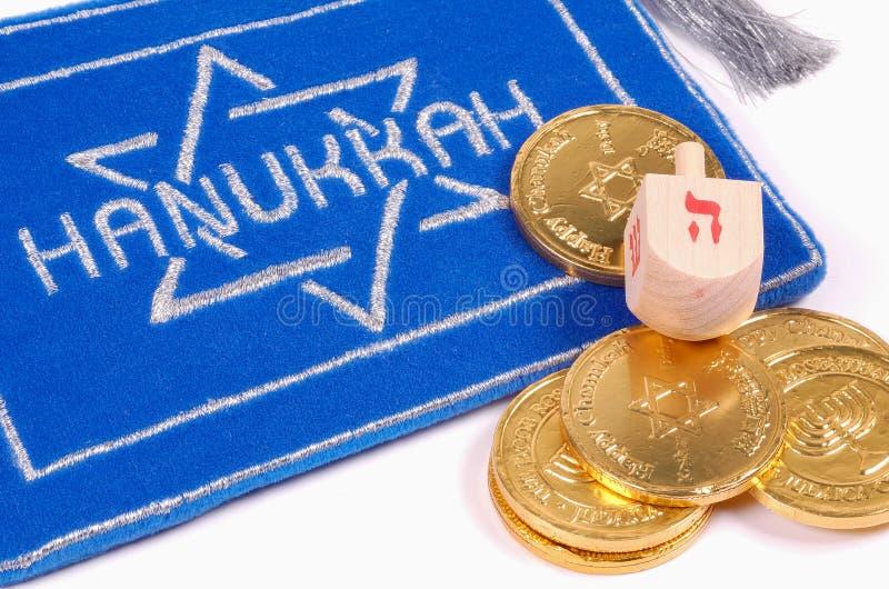 Hanukkah imagenes de archivo
