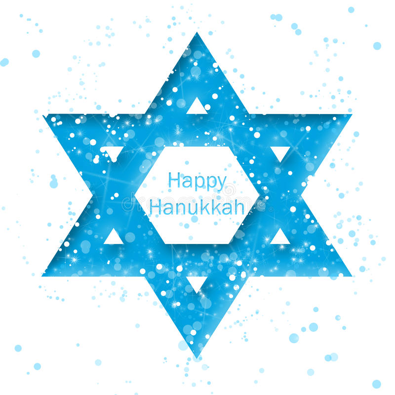 Download Hanukkah And All Things Related To It Stock Illustration - Image: 27270901