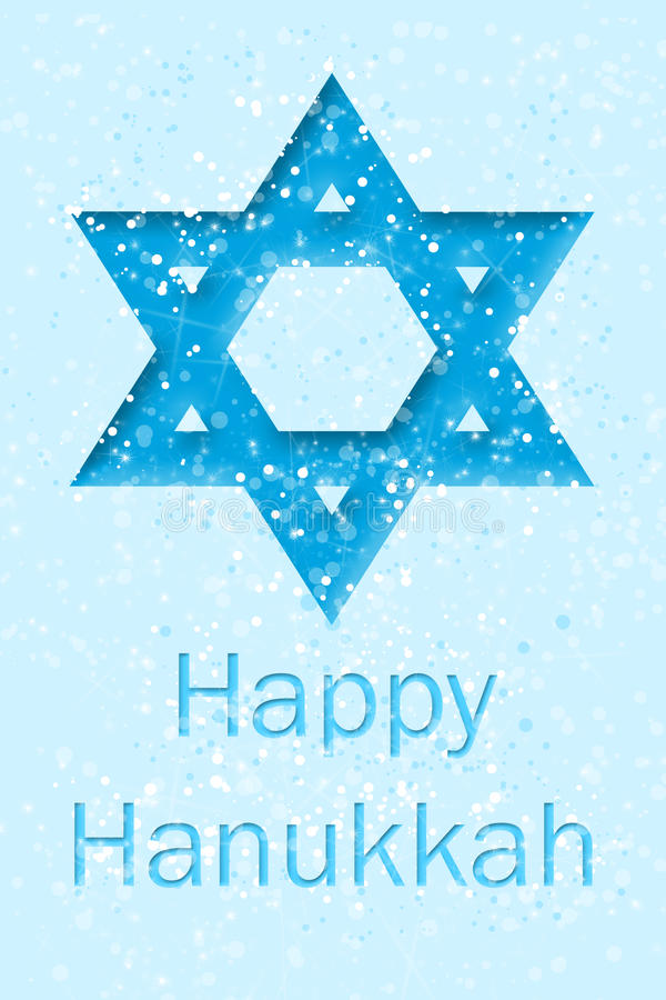 Download Hanukkah And All Things Related To It Stock Illustration - Image: 27270955