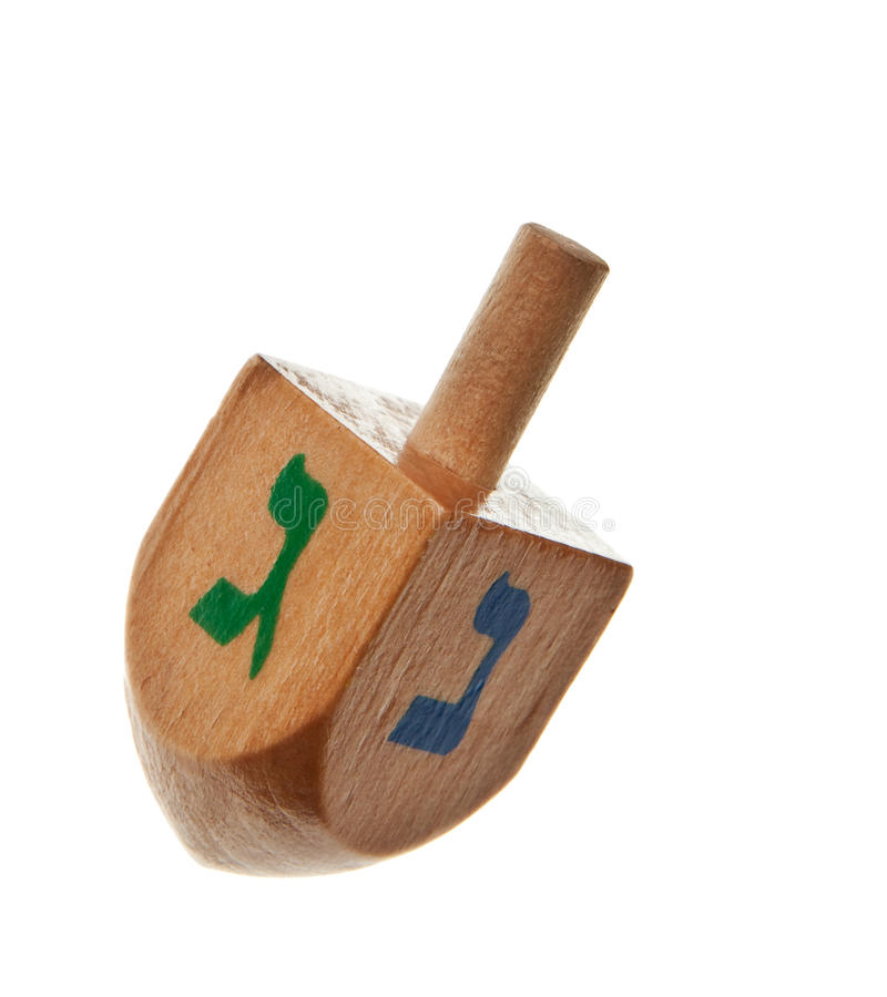 Download Hanukkah dreidel isolated stock image. Image of hanukah - 10973227