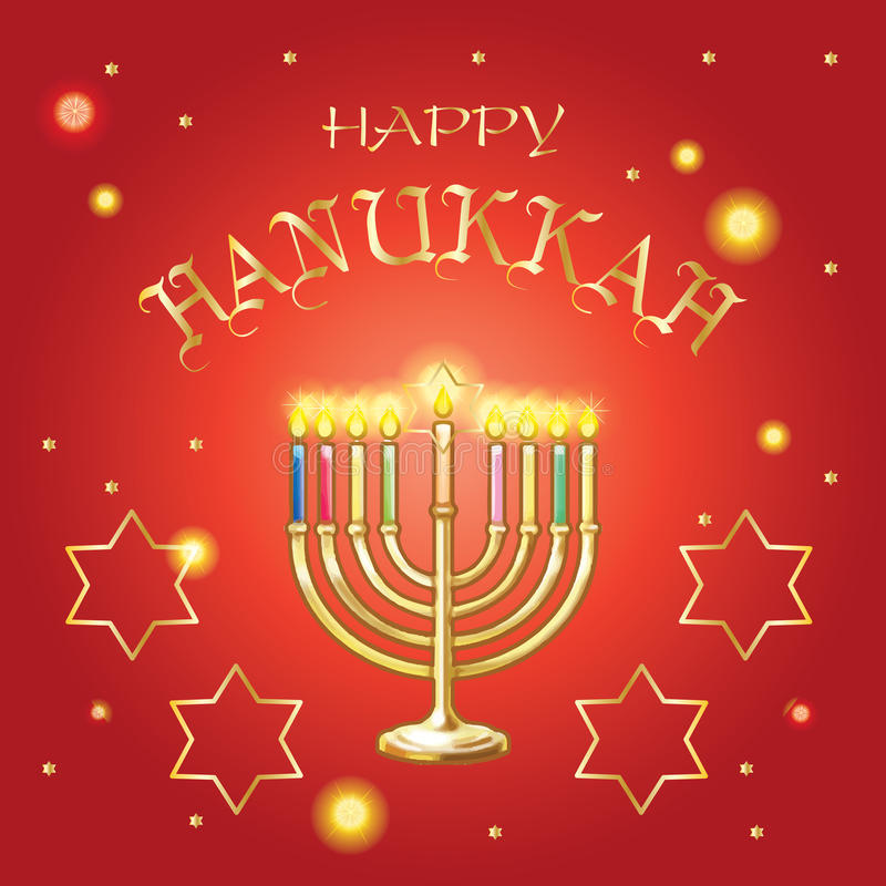 Download Hanukkah stock vector. Image of advertising, autumn, cyber - 80682510