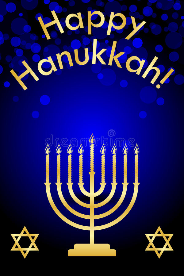 Hanukkah heureux