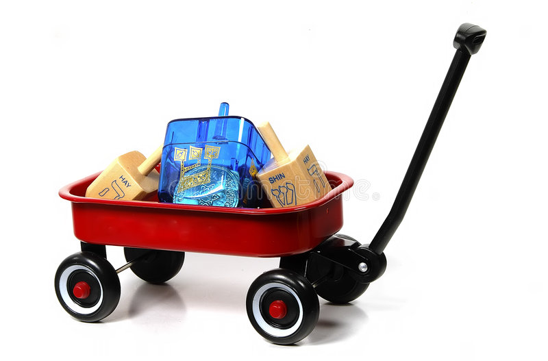 Download Hanukkah Toys stock image. Image of play, hanukkah, candy - 37935