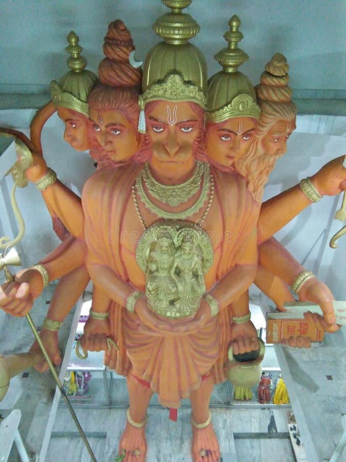 Hanumaan ji στοκ φωτογραφίες