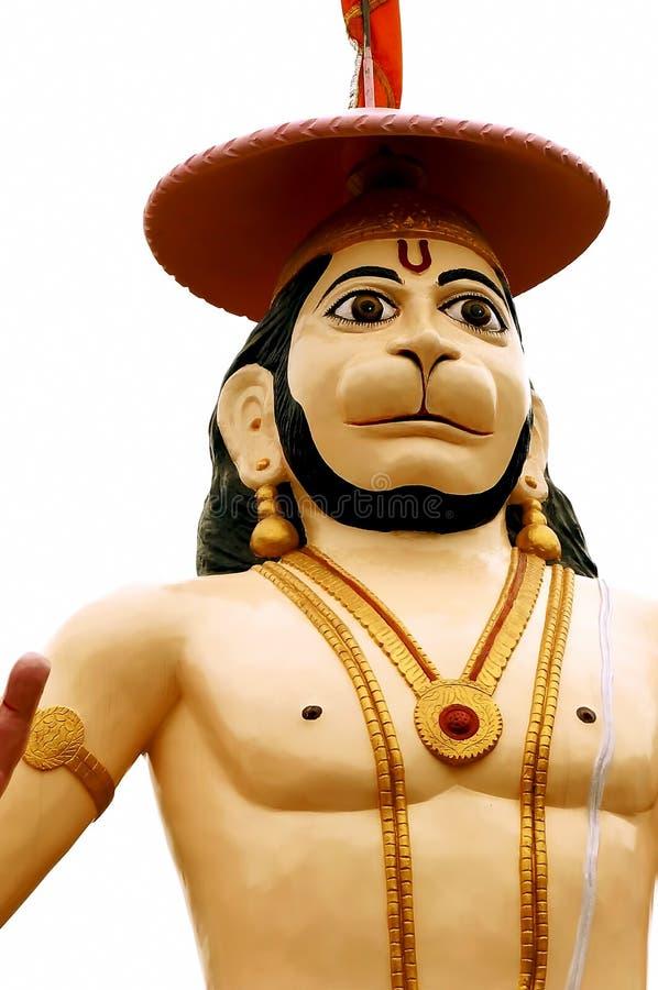 Hanuman ο μεγάλος στοκ φωτογραφίες