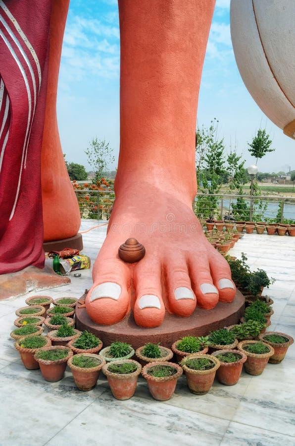 hanuman лорд стоковые фото