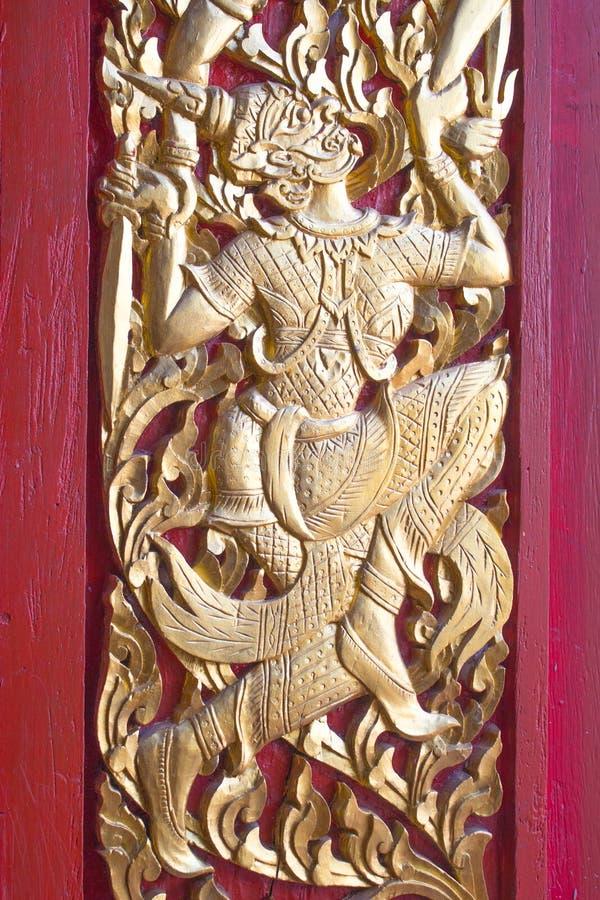 Download Hanuman arkivfoto. Bild av thailand, tempel, snida, rama - 37349710