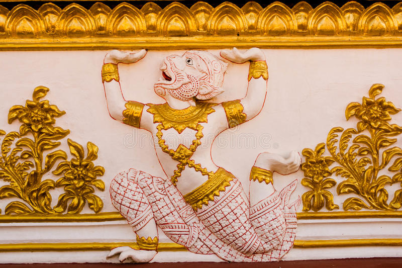 Hanuman photo stock