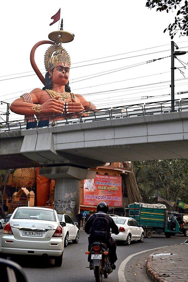 Hanuman stockbild