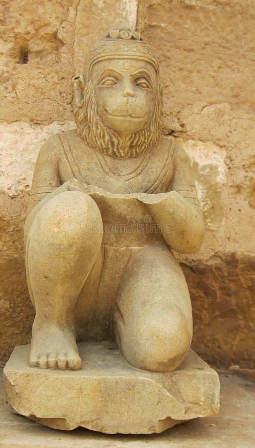 Hanuman 免版税库存照片