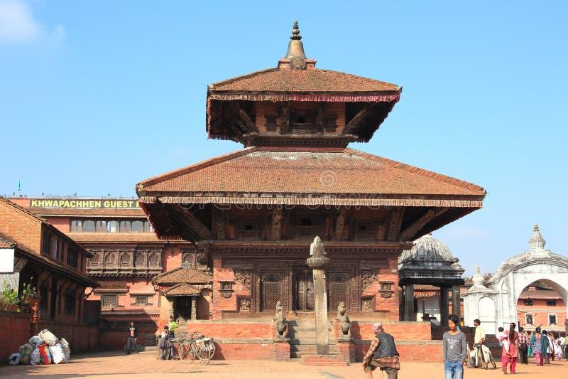 Hanuman Dhoka. zdjęcia royalty free