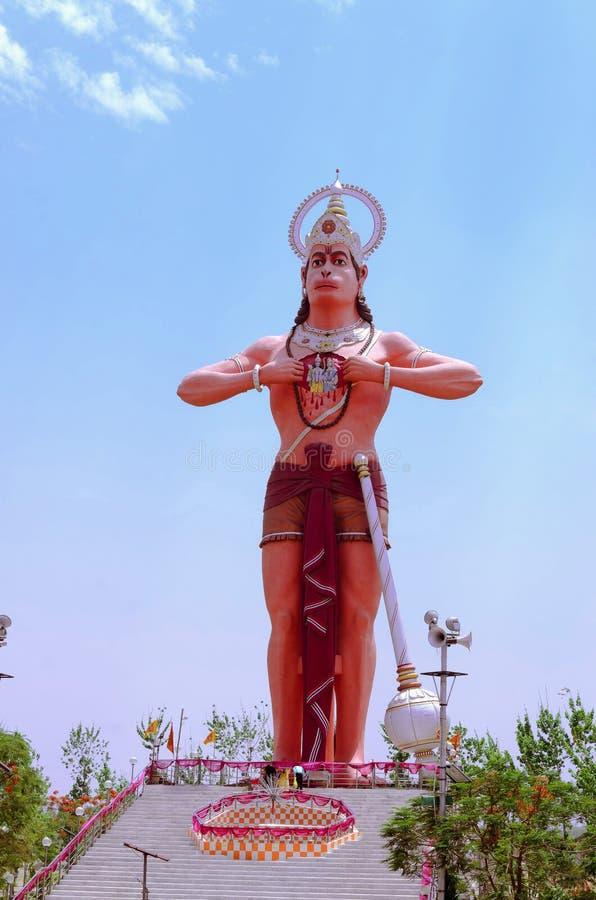 hanuman lord royaltyfri bild