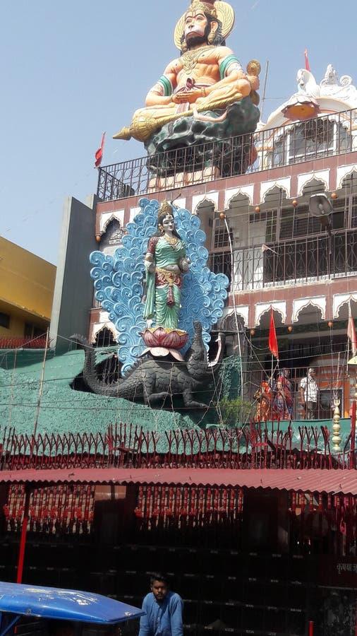 Hanuman Tempel stockbild