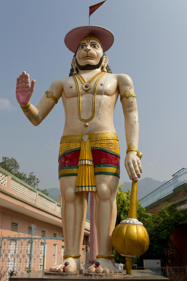 Download Hanuman stock photo. Image of statue, religion, stone - 34924550