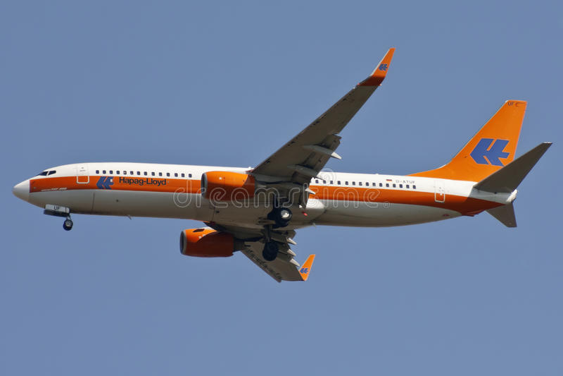 hapag авиакомпании kreuzfahrten lloyd стоковая фотография rf