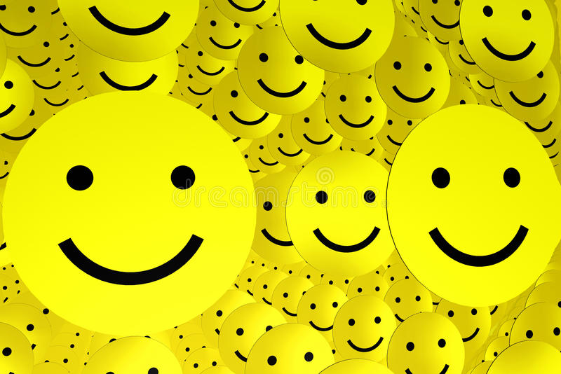 Happiness Stock Image