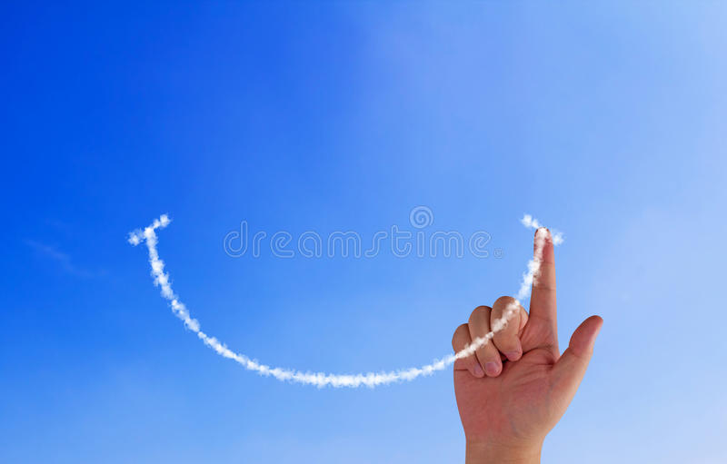 Happiness Concept Background royalty free stock photography