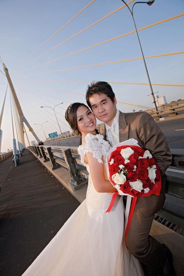 Happiness couples stock images