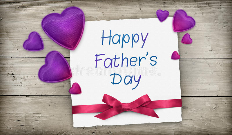 Download Happt Father`s Day  Greeting Stock Photo - Image: 83709093