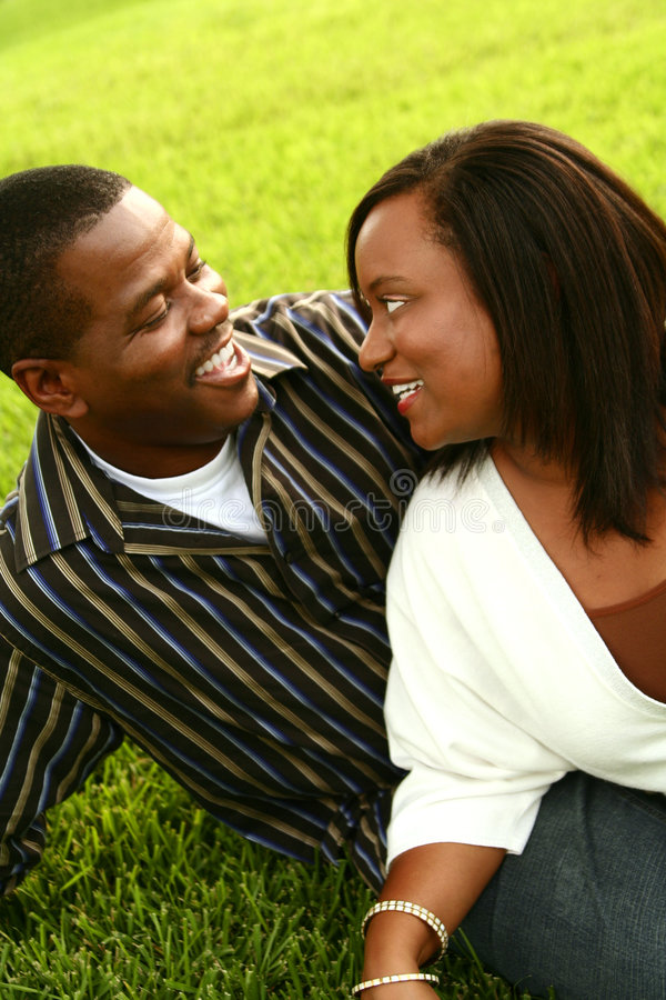 Free Happy African American Couple 2 Stock Photos - 3657763