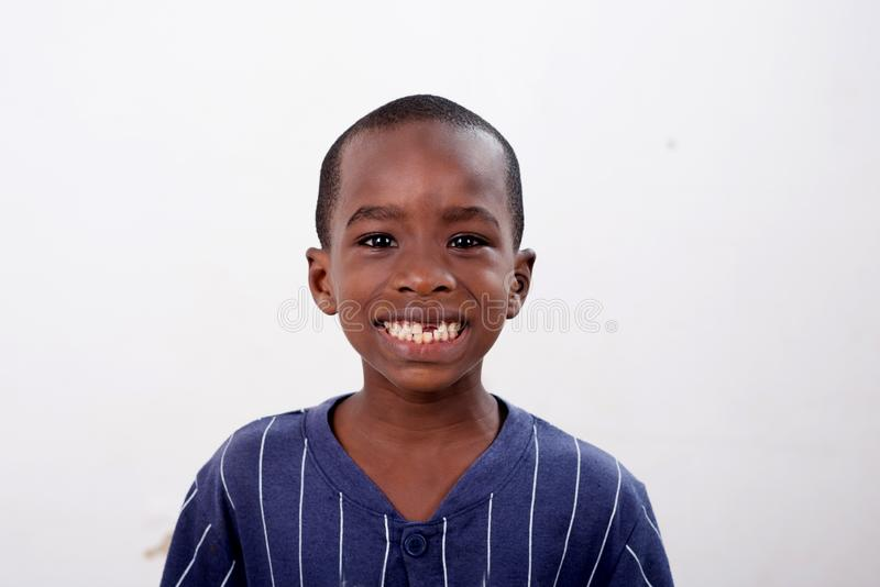 Happy African child royalty free stock photos