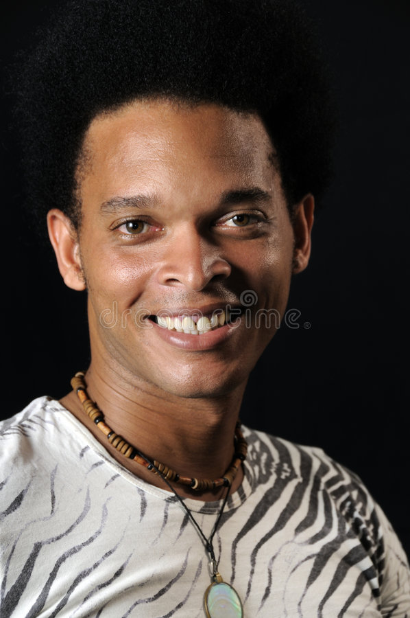Download Happy african man stock image. Image of expressive, happy - 8972219